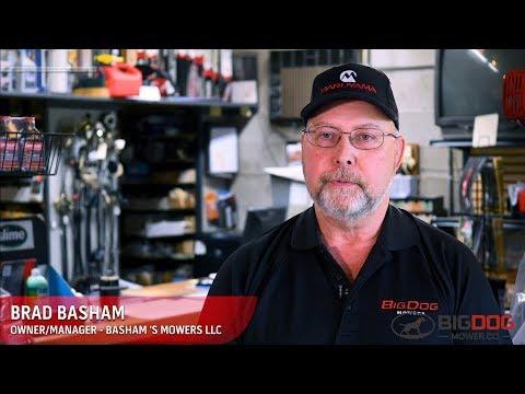 BigDog® Mower Co. Dealer Spotlight | Basham's Mowers (Full Version)