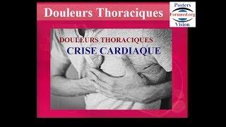 Reconnaitre une crise cardiaque des autres douleurs thoraciques