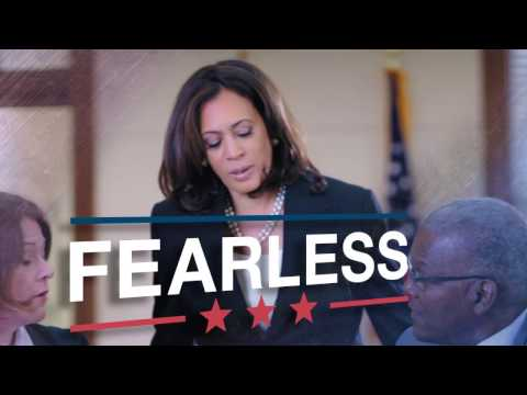President Obama: Kamala Harris is a Fearless Fighter