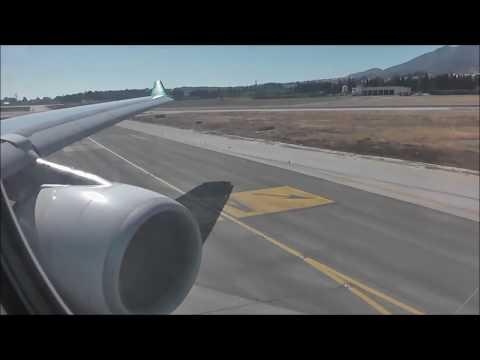 Aer Lingus Airbus A330-302   Malaga to Dublin *Full Flight*