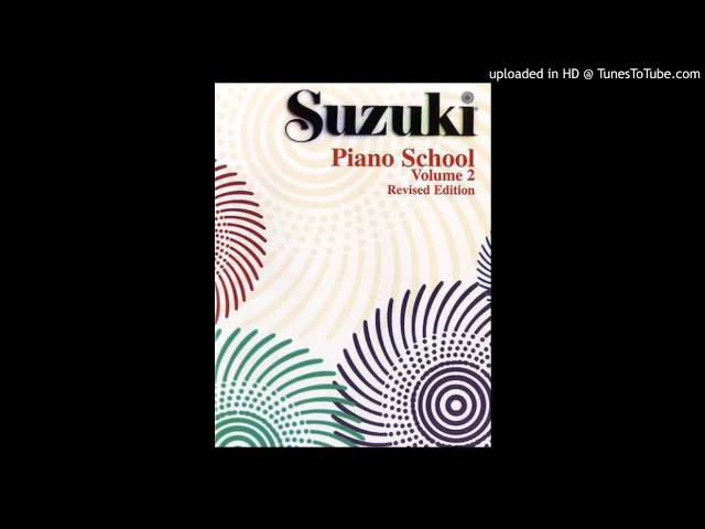 Suzuki Piano School Book 2 A Short Story (H. Lichner)