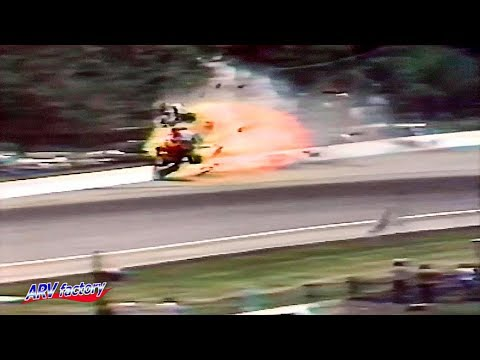 [Reediting] Fatal Crash for Gordon Smiley at the 1982 Indy 500 Pole Day