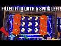 dance floor setup jumers casino rock island - YouTube
