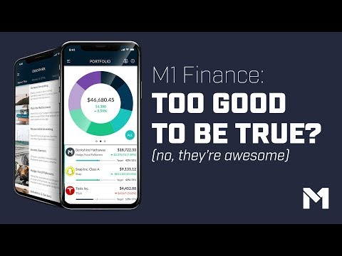 M1 Finance: Too Good to Be True? (no, they're awesome)