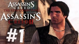 Let's Play | Assassin's Creed: The Ezio Collection - Assassin's Creed II - #1 (HD/Xbox One)