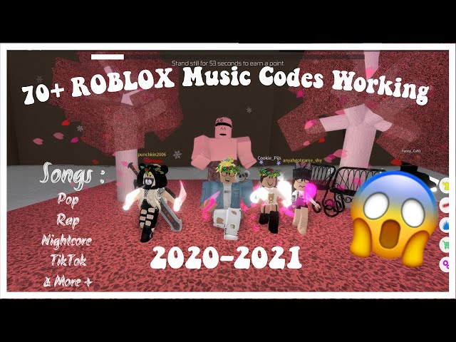 trampoline song roblox id
