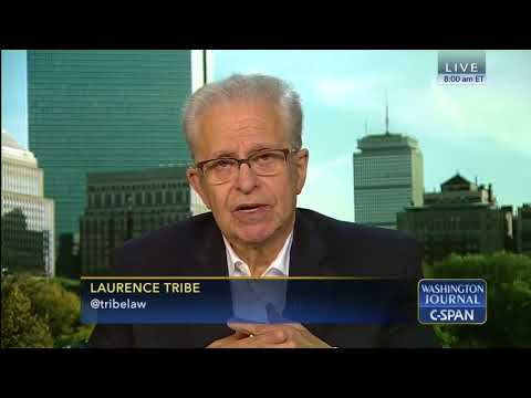 Laurence Tribe - To End a Presidency - Trump Impeachment