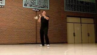 Lacrosse Wall Ball Practice