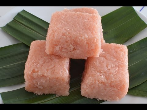 COCONUT CANDY - MALAYSIAN SWEET SNACK - SIMPLE & EASY