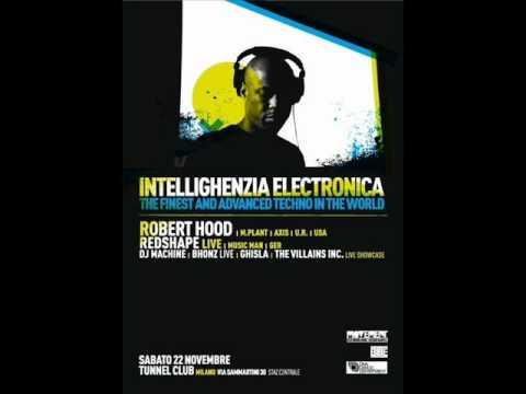 Robert Hood @ Tunnel - Milano - 22.11.08 - Part.1/4