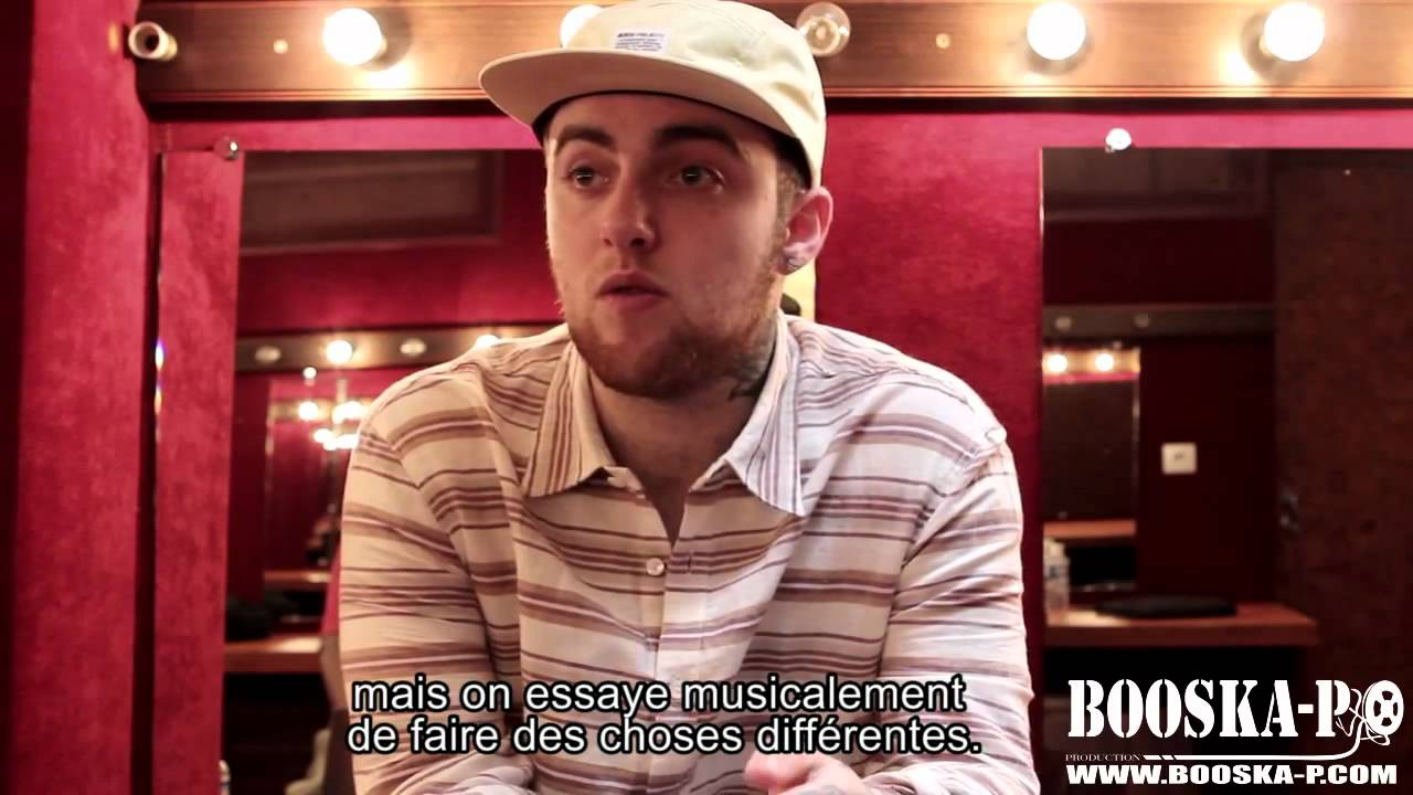 mac miller smokes weed with wizs mom youtube