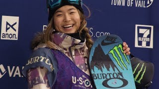 Meet Chloe Kim, the Snowboarder Who Makes the Halfpipe Look Easy | NYT - Winter Olympics