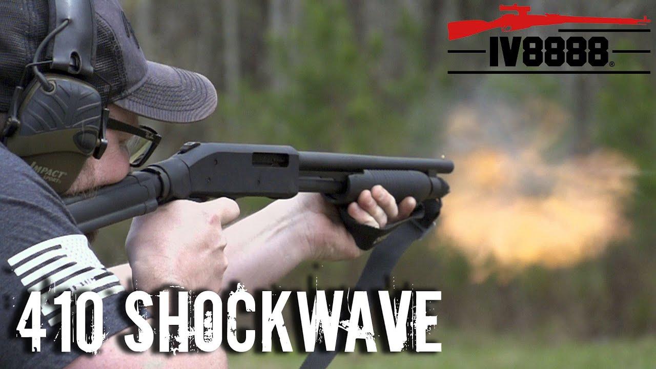 Download Mossberg 410 Shockwave
