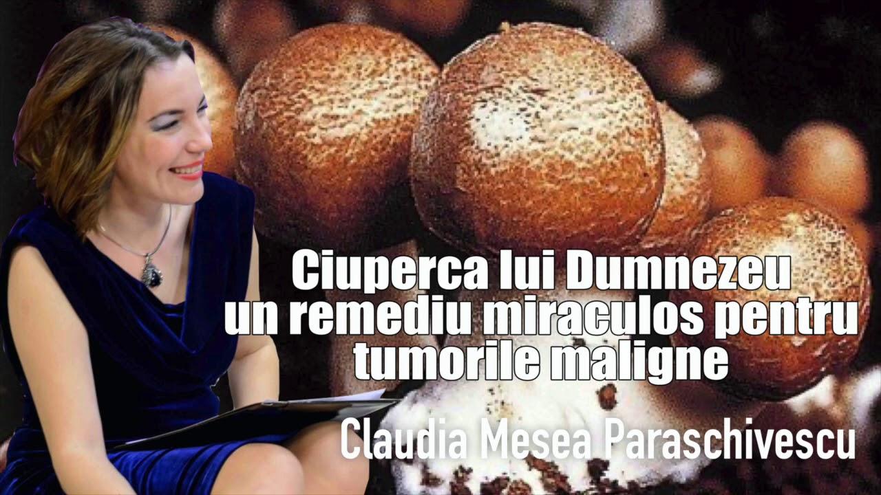 Ciuperca Lui Dumnezeu, Un Remediu Miraculos Pentru Tumorile Maligne