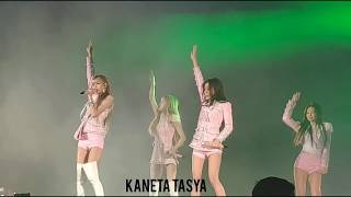 blackpink in your area concert tour jakarta indonesia day 1 whistle