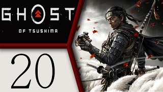 Ghost of Tsushima playthrough pt20 - Taking Back the Big Shipyard