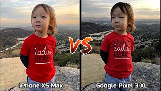Google Pixel 3 XL vs iPhone XS Max: 33 Side by Side Photo Camera Comparison