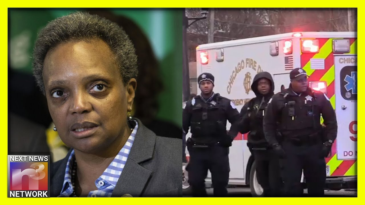 WOW. Chicago Mayor Has BIZARRE Excuse for the INSANE Crime in Her City!