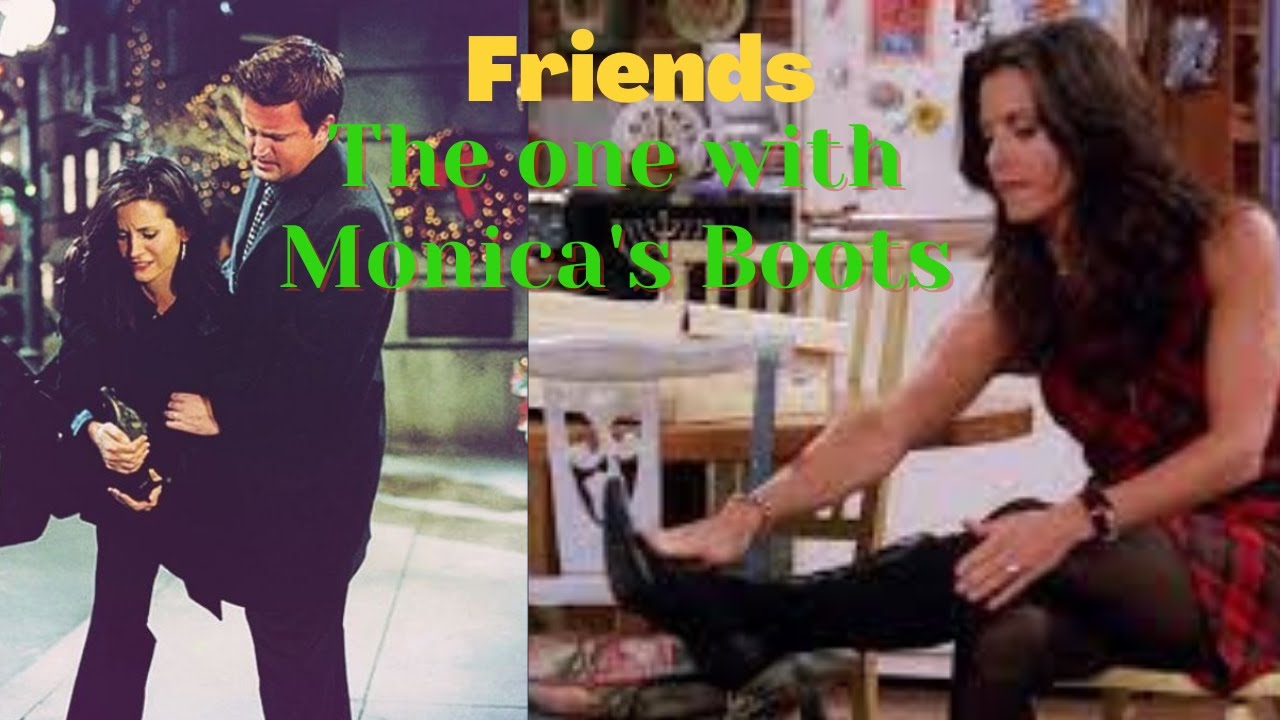 Download FRIENDS - The one with Monica's Boots