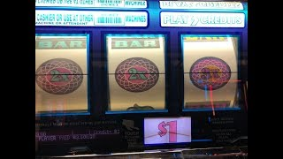 ★JACKPOT!Lucky Day★WHITE ICE $1 Slot Machine and Triple Double Star 7 Slot, San Maniel, Akafuji Slot