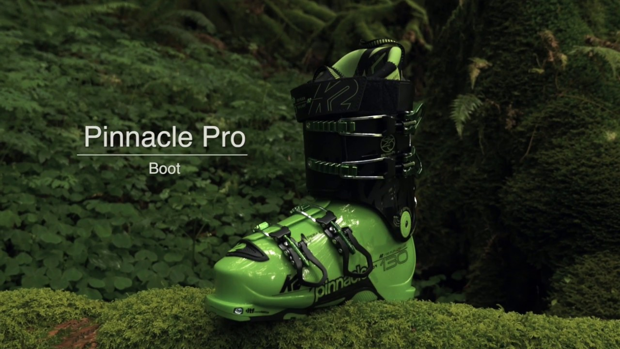 K2 Pinnacle Pro 130 Freeridestiefel 16/17 30.5