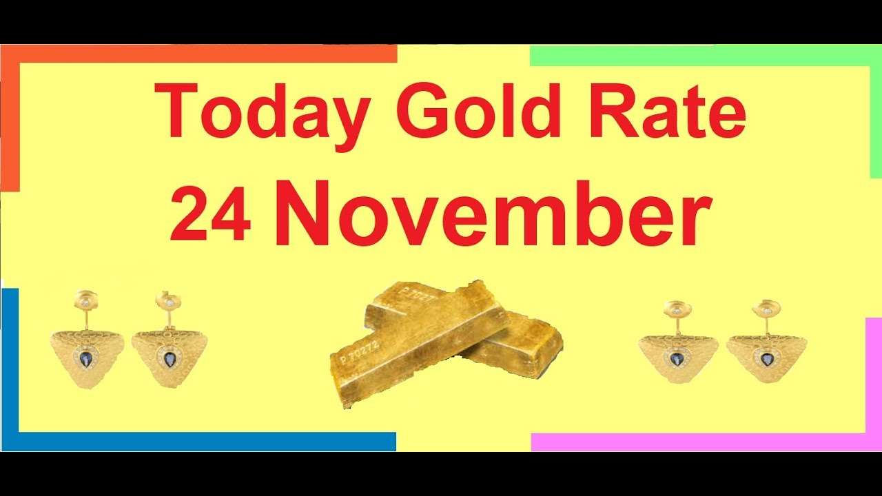 Today S Gold Rate In India Stan