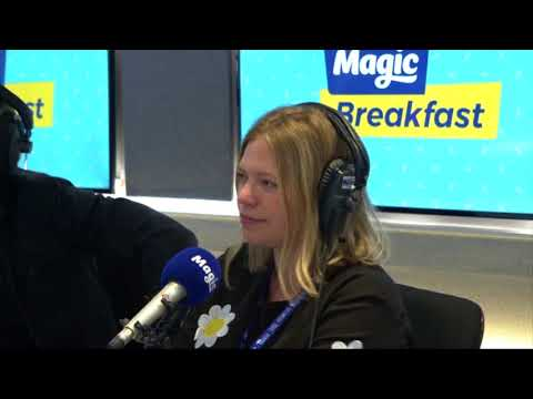 Harriet and Eloise Fall Out On Air  Magic Breakfast