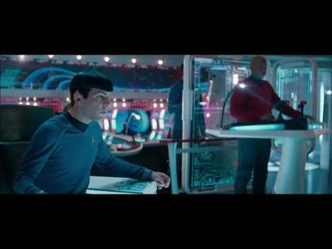 Star Trek Into Darkness - From Ship to Ship fly - Behind the Scenes - Making of - HD