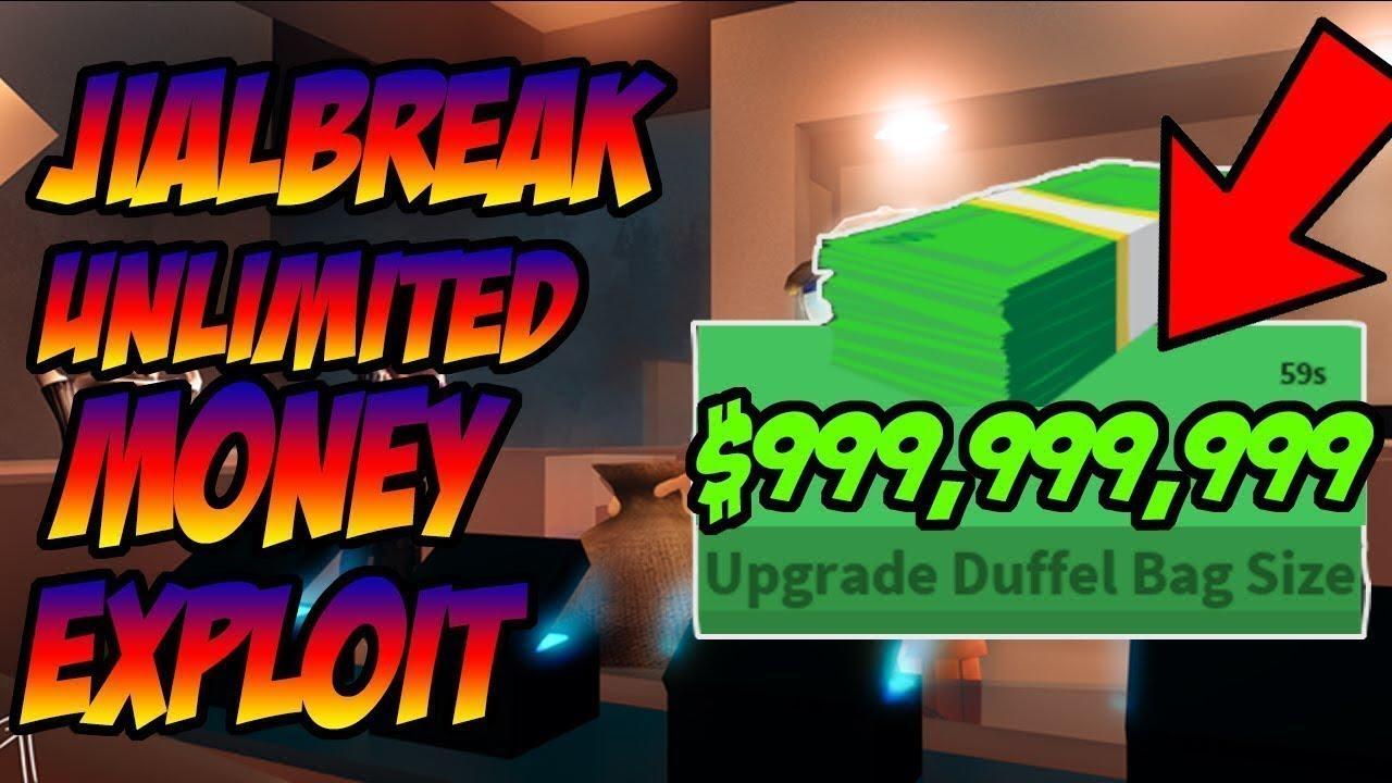 Roblox Unlimited Money Hacks Jailbreak Script 2019 Youtube