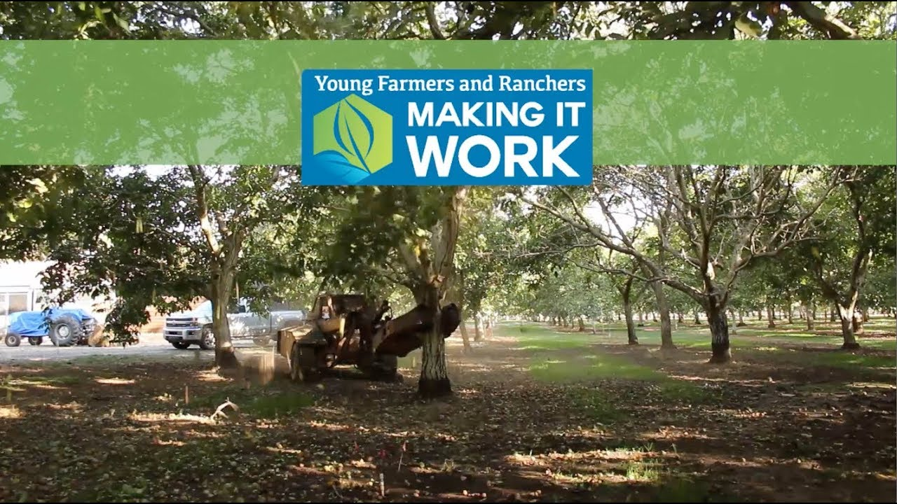 Making It Work: Teamwork allows young farmers to pursue success