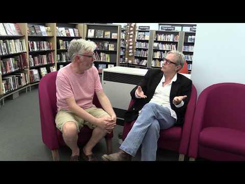 Sam Baker - Jumpin' Hot Interview