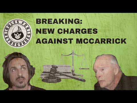 BREAKING: NEW CHARGES AGAINST MCCARRICK