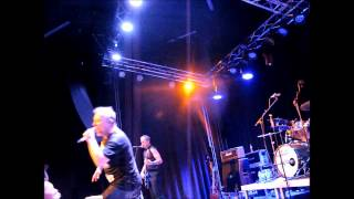 Jello Biafra and the Guantanamo School of Medicine - Holiday in Cambodia - Live in Holland 2013