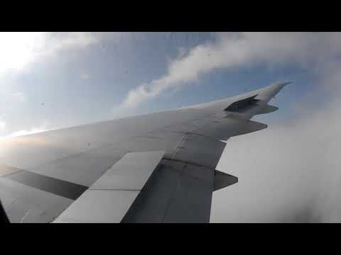 [LFPO - TFFF via TFFR] - Boeing 777 300 Air France from Paris to Martinique via Guadeloupe