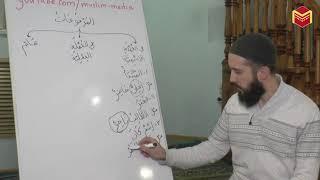 Синтаксис арабского языка. Шарх Мукаддима аль-Аджрумия - Урок 38