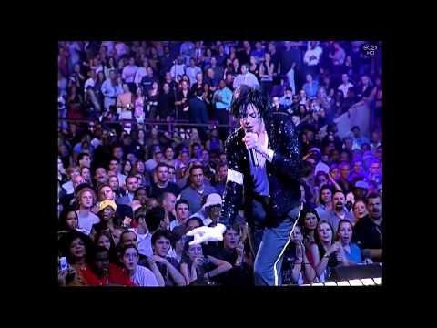 Michael Jackson   Billie Jean   Live at 30th Anniversary Celebration HD]