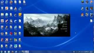 How to: Fix Skyrim Data Files Button