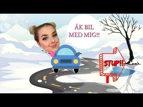 Åk bil och snacka med mig! |Johanna Lind