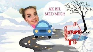 Åk bil och snacka med mig!  Johanna Lind