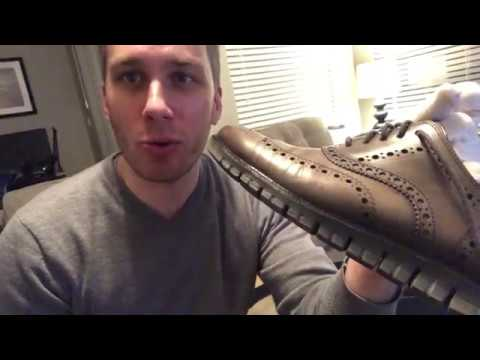 Cole Haan Zerogrand Oxford 3-year Review