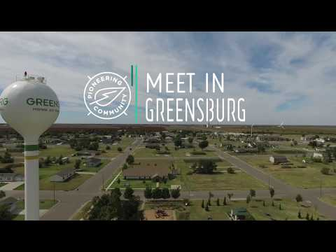 Meet in Greensburg, Kansas