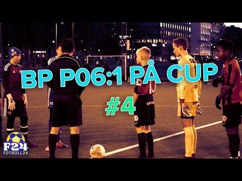 Följer med Brommapojkarna P06:1 på Cup #4 - Känslosam match mot Rödeby P05 | Fotboll24