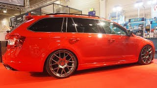 Skoda Octavia RS 2.0 Tdi by RIEGER  173kW 236PS 481 Nm Tuning  -  Exterior Walkaround