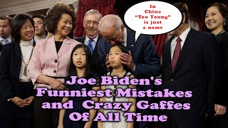 Joe Biden Gaffes and funniest moments - Sleepy Joe Gaffs and Joe Biden Remarks that make you go HUH