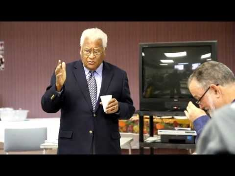 James Lawson Discusses Nonviolent Technique For LA