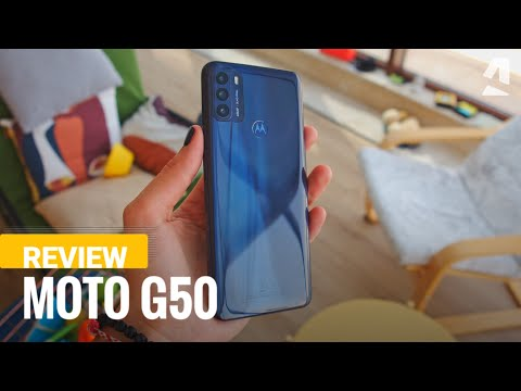 Moto G50 review