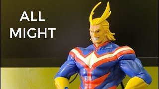 All Might CraneKing Figure