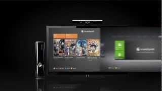Crunchyroll on XBOX 360 - Available NOW!