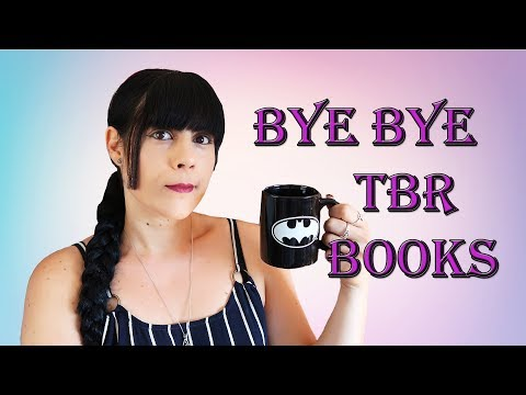 BOOKS I REMOVED FROM MY TBR ++ TOP 5 WEDNESDAY