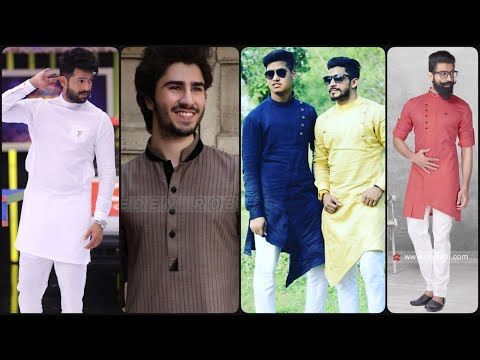 Latest Men's Kurta Designs Ideas